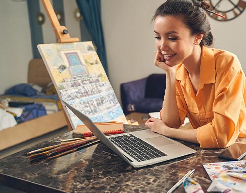 art market on the net
